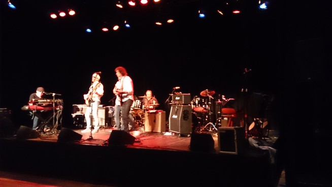 Long Way Blues in de theaterzaal